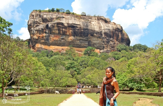 Essay on sigiriya