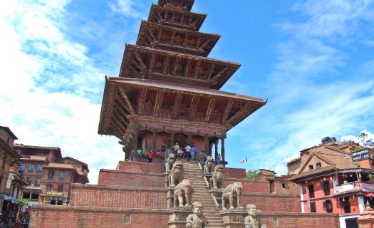 Photo Essay: Bhaktapur Durbar Square, Nepal