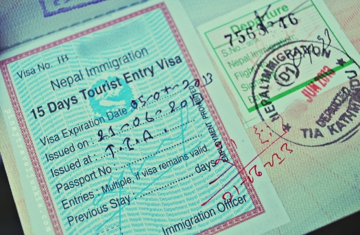 Nepal Tourist Visa On Arrival For Filipinos Pinay Travel Junkie